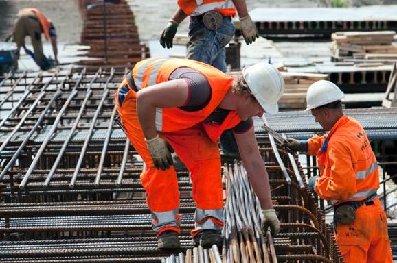 middenkader in de bouw